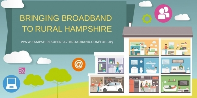 County Council adds £1million to rural broadband scheme